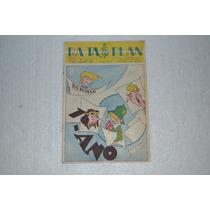 Ra-ta-plan -revista Com Quadrinhos E Contos-raridade
