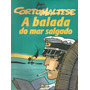 Corto Maltese - A Balada Do Mar Salgado - Hq - Hugo Pratt