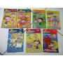 Os Padrinhos Mágicos, Coleção Dos Nºs 1 Ao 7, Excelentes