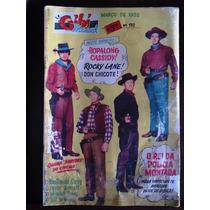 Gibi Mensal No132 - Rge-março- 1952-rock Lane - Don Chicote