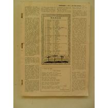 Almanaque Vida Juvenil 1953! Edit. Vida Doméstica! Sem Capa!