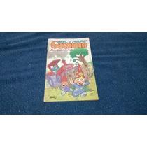 Gibi Ariel, O O Pequeno Gnomo Nº 3 - Editora Escala Ano 1992