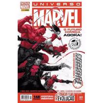 Universo Marvel Coleção Completa 1 Ao 23 Panini