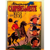Almanaque De Campeões Do Oeste Rge Para 1958