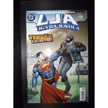 Gibi Lja Liga Justiça # 22 Panini 2004 Formato Americano