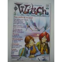 As Bruxinhas Witch #48 Ano 2006 Grafologia