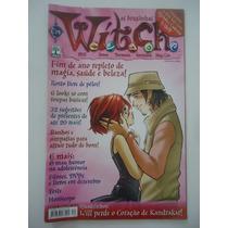 As Bruxinhas Witch #34 Ano 2004 Magia Saúde Beleza