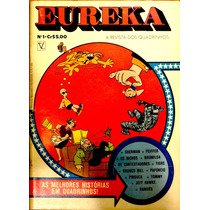 Eureka Nº 1 - Editora Vecchi