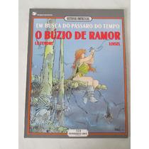 Em Busca D Pássaro Do Tempo- Búzio De Ramor- Meribérica-1990