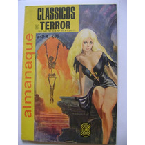 Almanaque Clássicos De Terror No.8-a Editora Taika Lindo!