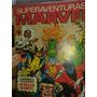 Revista Em Quadrinhos Superaventuras Marvel N·16 1983 Abril