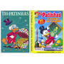 Tio Patinhas Ii Dvd Com + 100 Revistas Digitalizadas