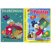 Tio Patinhas Ii Dvd Com + 100 Revistas Digitalizadas