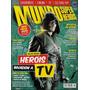 Mundo Dos Super Heróis Nº 60 - Heróis Invadem A Tv