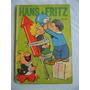 Hans E Fritz No.11 Set 65 Cia Gráfica Novo Mundo Leia Anunc