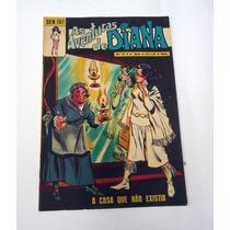 Gibi As Aventuras De Diana Numero 14 - 5º Série - Ed. Ebal