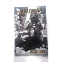 Hq Batman Nº 65 - Charadas E Tubarões - Dc Panini
