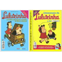 Dvd - Revistas Digitalizadas Da Luluzinha E Bolinha