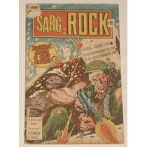 O Herói Nº 15 (2ª Série) - Sarg Rock - Ebal - 1978
