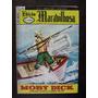Edição Maravilhosa Nº 4 - Moby Dick - Abril/1958 - 2ª Edição