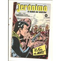 Rge. Jerônimo Nº 7 1958 Muito Bom P/ Ótimo Rogibis