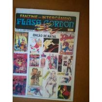Gibi Fanzine Intercambio Flash Gordon- Fac-simille- Dez 1996