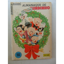 Almanaque De Mindinho 1960! Ebal!