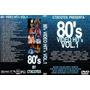 Dvds Clipes Dos Anos 80 - 80s Video Hits - Vol. 1, 2 E 3