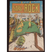 O Herói Nº 37 (2ª Série) - Sarg Rock - Ebal - 1981