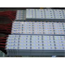 Barra Aluminio 5730 72 Leds Smd 12 Volts-18 Wats Regua-fita