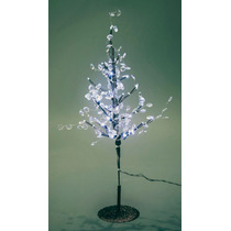Árvore Natal Mesa C/ 30 Lâmpadas Led 47cm Altura Decoração