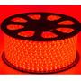Fita Led 5050 Vermelho - 110 Volts - Ligue Direto Na Tomada