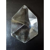 Pingente P/ Lustres E Luminárias (cristal Facetado)