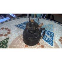 Lamparina/lampião Antigo De Ferro - Pequeno - Querosene