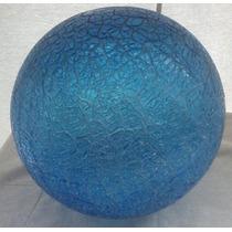 Globo Luminária Azul Anos 70