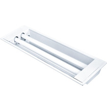 Luminária Completa De Embutir Taschibra Ta 50 2x36w T8