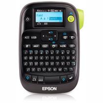 Rotulador Eletrônico Epson Lw-400 - Fitas Laminadas De 18mm