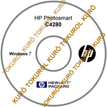 Cd De Instalação Impressora Hp C4280 (7)