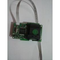 Placa Leitor De Cartão P/impressora Hp C4280 / 1315 / 1350
