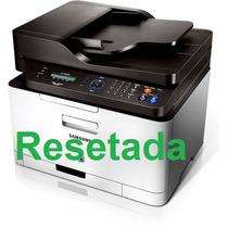 Reset Samsung Clx-3305w 3305fw 3305fn Temos Todas Versões