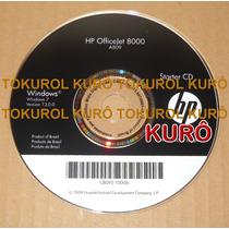 Cd De Instalação Impressora Hp Officejet Pro 8000 (7)