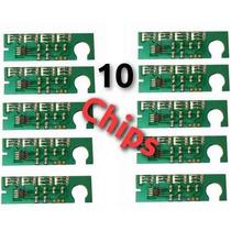 Kit 10 Chips Para Toner Samsung Scx-4200