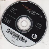 Cd De Instalação Para Impressora Hp Deskjt 1000