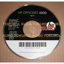 Cd De Instalação Impressora Hp Officejet 4500 Desktop (xv7)