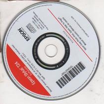 Cd De Instalação Para Impressora Epsom T24