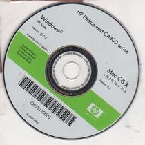 Cd De Instalação Para Impressora Hp Photosmart C4480-c4400