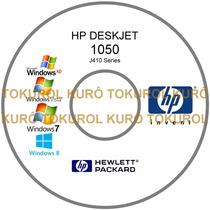 Cd De Instalação Impressora Hp Deskjet 1050 1055 J410 (xv78)