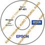 Cd De Instalação Impressora Epson Xp-401 (xv7)