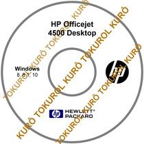 Cd De Instalação Impressora Hp Officejet 4500 Desktop (8_10)