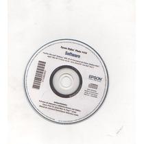 Cd De Instalacao Da Impressora Epson Stylus Photos 1410